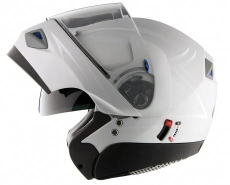 casque modulaire moto