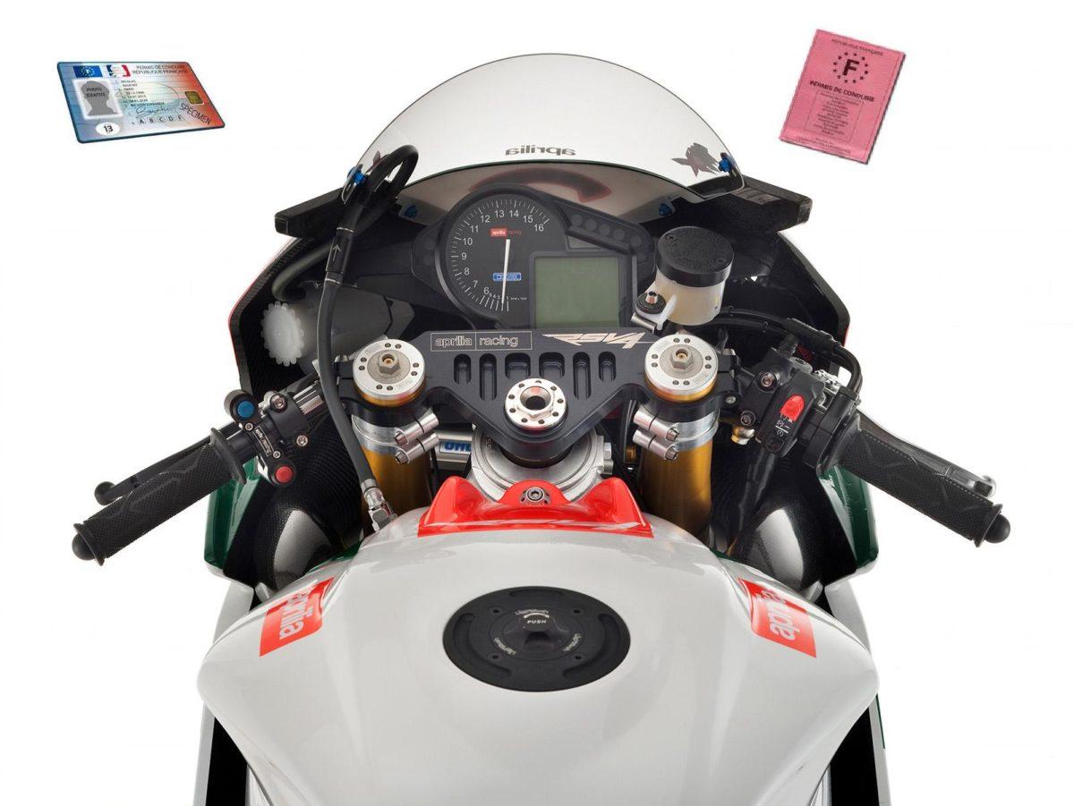 permis moto A, A2