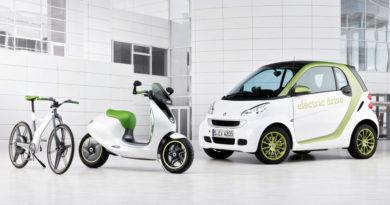 scooter électrique smart