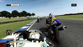 SBK-X superbike jeu de moto