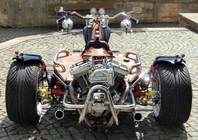 moto 3 roues