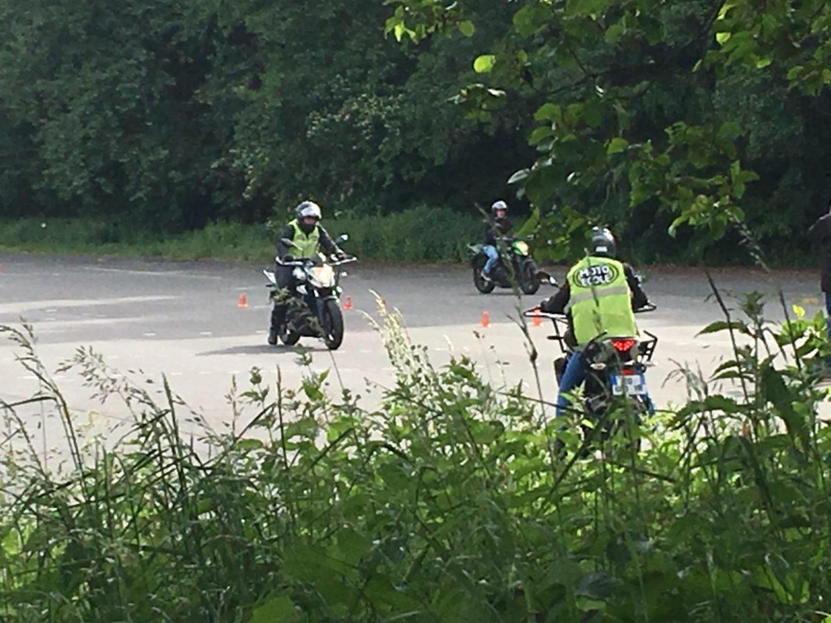 réussite plateau moto