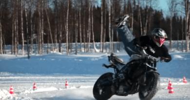 permis moto hiver