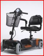 scooter senior roues moyennes