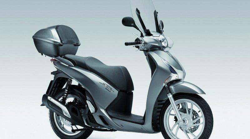scooter honda 125cm3