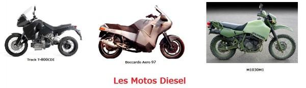 moto diesel mercedes