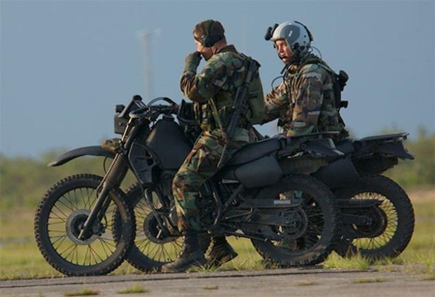 moto silencieuse darpa armée