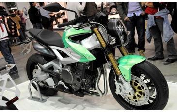 salon moto Italie Milan