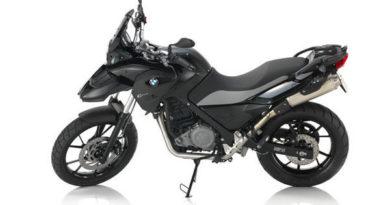 moto BMW 650GS permis A2