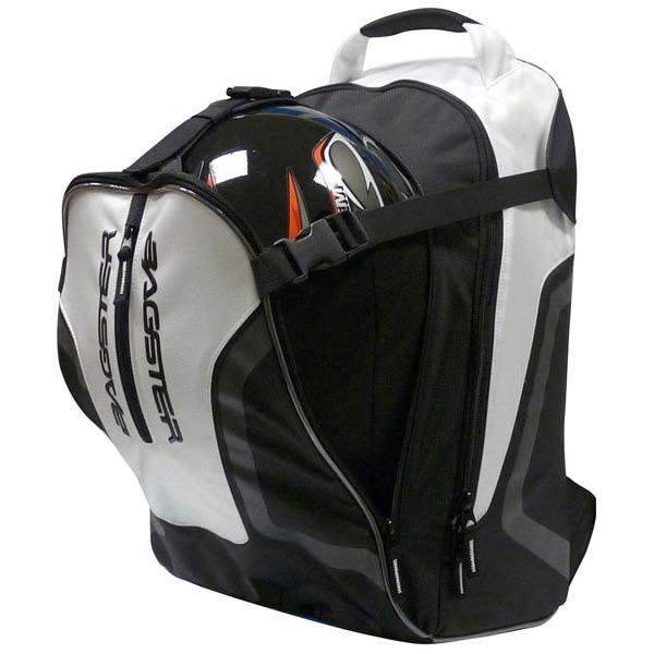 sac dos pour casque moto bagster tests et avis. Black Bedroom Furniture Sets. Home Design Ideas