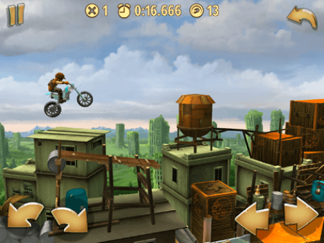 trials frontier2 android