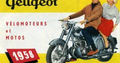 anciennes moto Peugeot