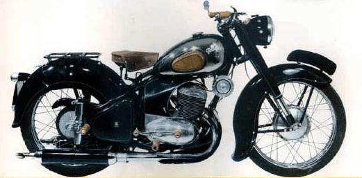 peugeot 256TC4 moto