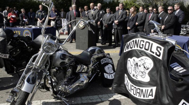 Gangs de motards (mongols)