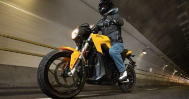 Moto électrique 125cc