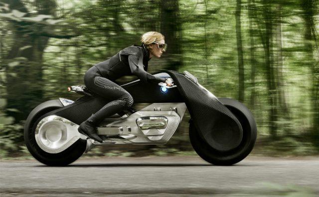 La moto du futur par BMW