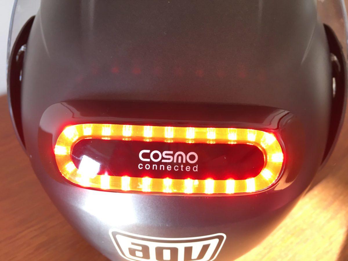 feu casque moto cosmo