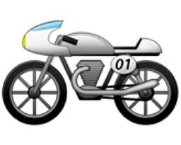 emoji moto