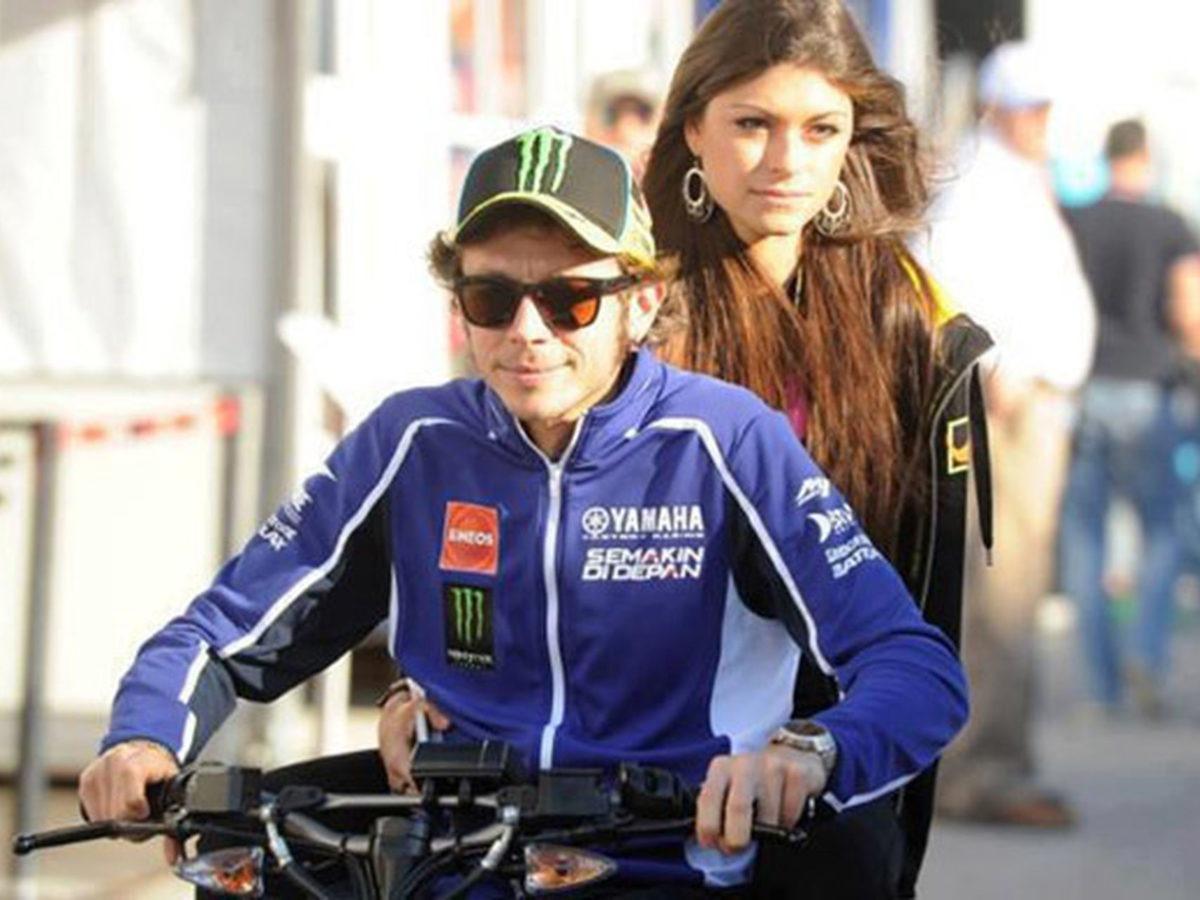 Rossi et Linda Morselli
