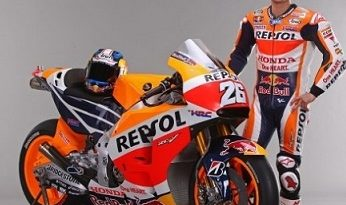 Dani Pedrosa plus petit pilote moto gp