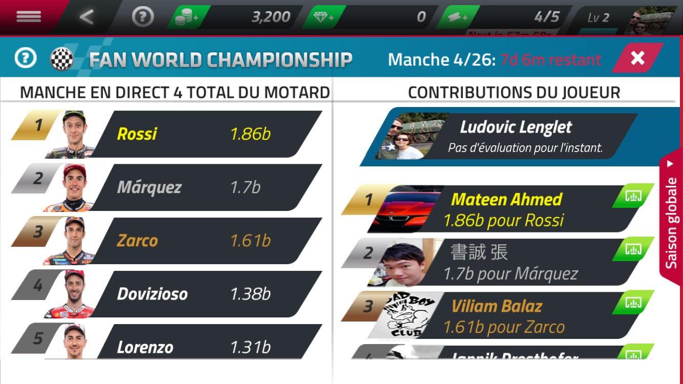 jeu application moto GP