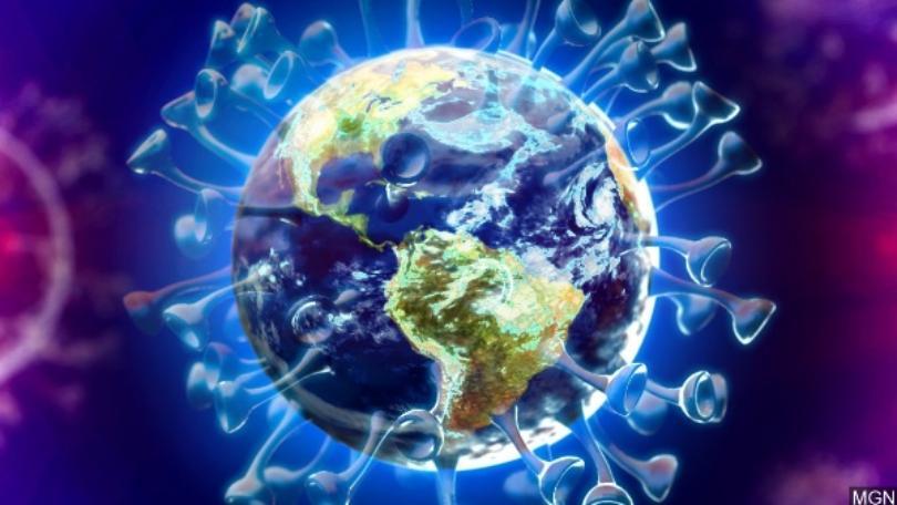 coronavirus moto