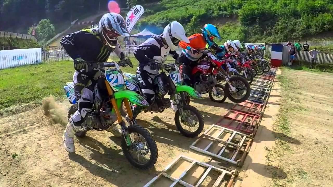 dirt bike course
