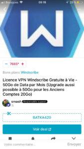 VPN gratuit moto GP