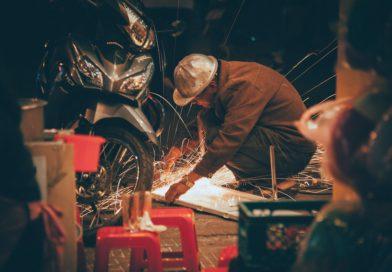 réparation moto